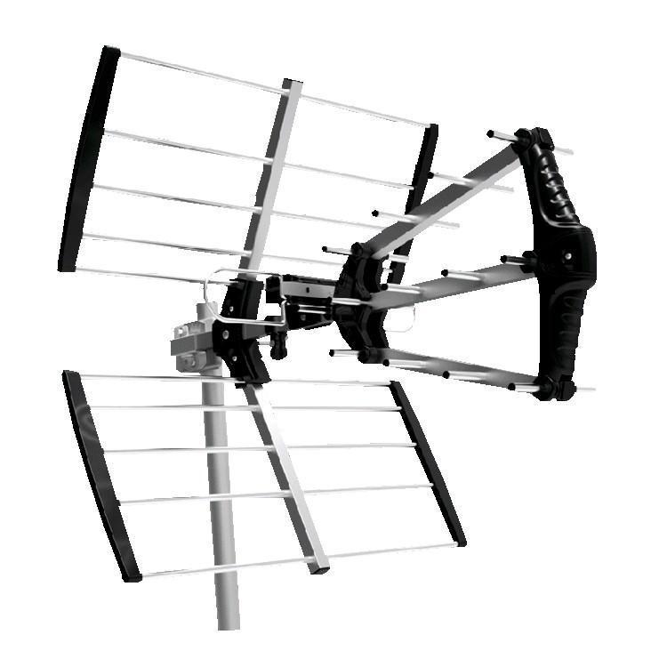 Digiwave Triple-Boom UHF Outdoor TV Antenna