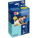 Epson T5845-M Original Ink and Paper Print Pack for PictureMate 200 Series