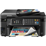 Epson WorkForce WF-3620 Wireless Color Inkjet All-in-One Printer