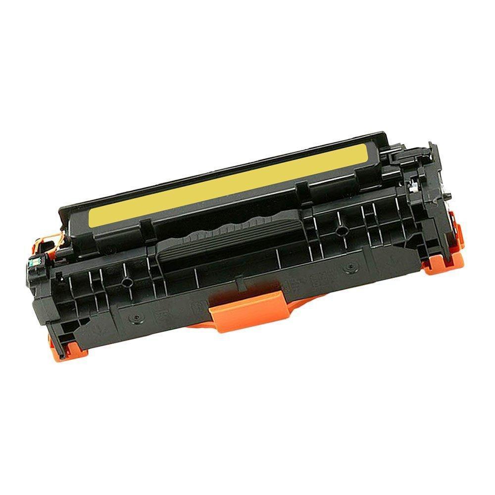 Canon 118 New Compatible Yellow Toner Cartridge (2659B001AA) - Economical White Box Canon 118Y C-WhiteBox