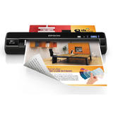 Epson WorkForce DS-30 Color Portable Scanner - Black