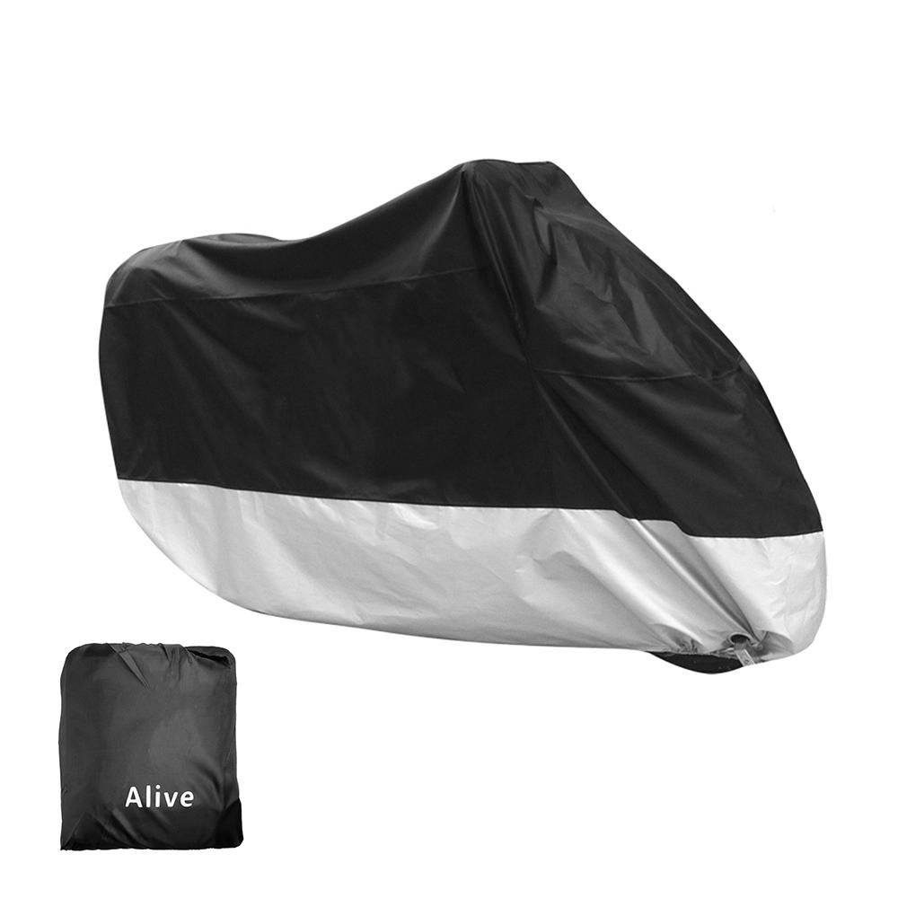 Motorcycle Bike Moped Scooter Cover Waterproof Rain UV  Dustproof