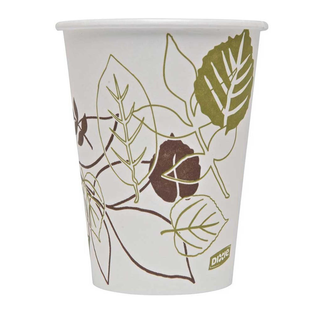 Dixie Eco-Forward Hot Drink Cups, 50/Pack 852-2342PATH