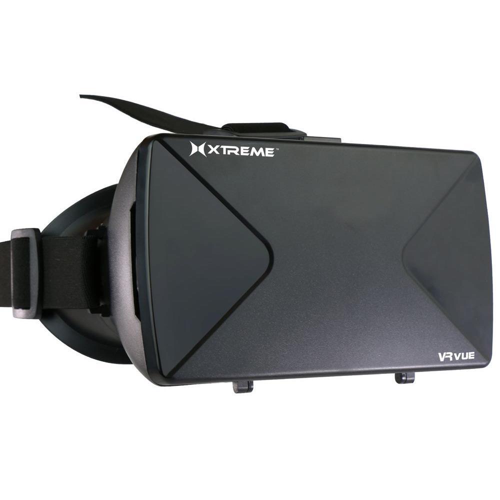 XTREME VR VUE Virtual Reality 3D Glasses Viewer Cab-XSX5-1006-BLK