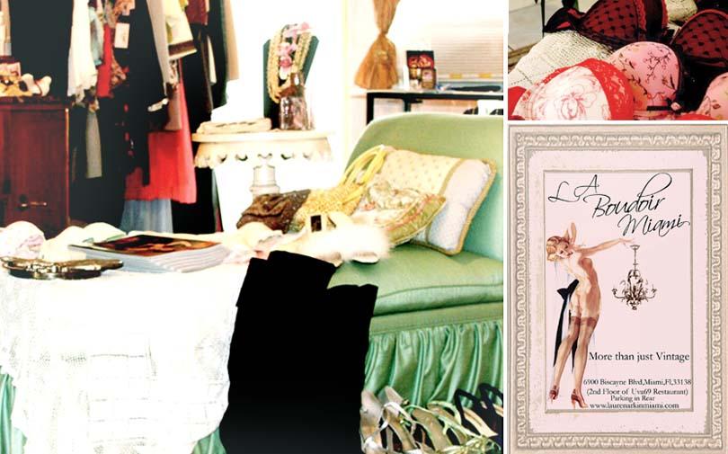 Shoptiques Spotlight on: L.A. Boudoir Miami