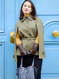Shoptiques Paris Street Style: Sur Les Grands Boulevards