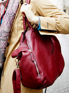 Shoptiques Paris Street Style: It's in the Bag