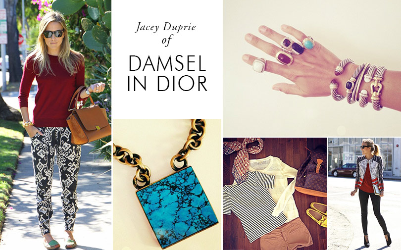 Shoptiques Style Insider: Damsel in Dior