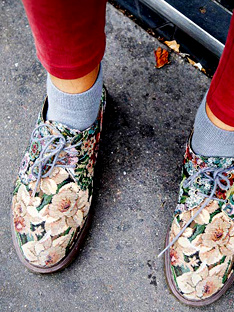 Shoptiques Paris Street Style: Shoe In