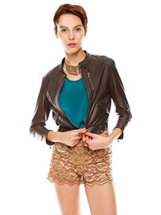 Shoptiques Chic 1-2-3: Lace Shorts