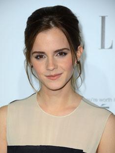 Shoptiques Emma Watson Forgoes Fashion Industry