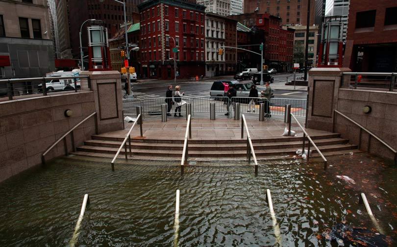 Shoptiques Hurricane Sandy - The Aftermath