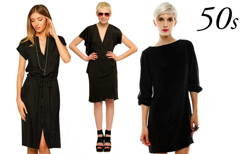 Shoptiques SlideShow Little Black Dresses in Your 50s