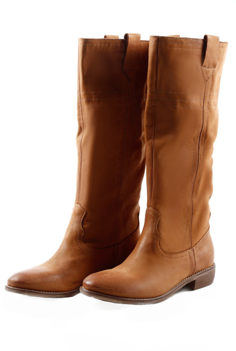 Shoptiques SlideShow Leather Equestrian Boots