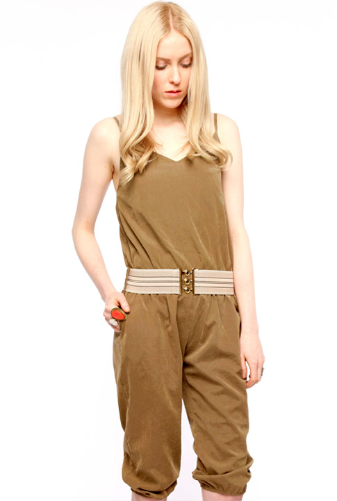 Shoptiques SlideShow Cargo-Inspired Romper
