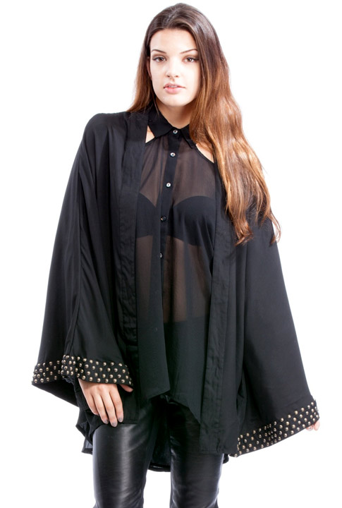 Shoptiques SlideShow The Kimono Jacket