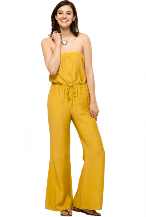 Shoptiques SlideShow Conceal Big Calves <br> ...with a jumpsuit