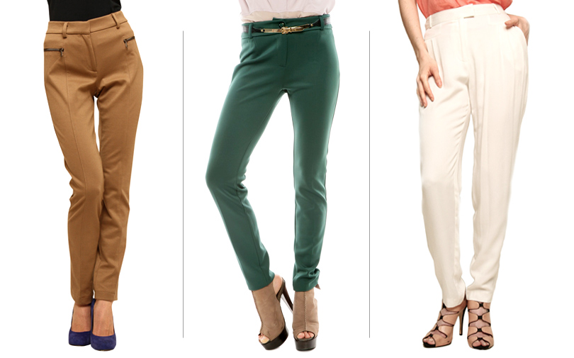 Shoptiques SlideShow The Straight-Leg Pant