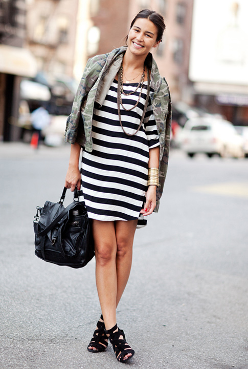 Shoptiques SlideShow The Striped Dress