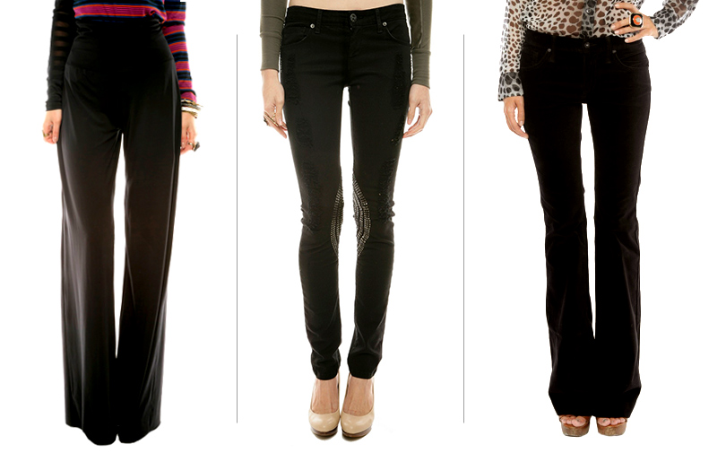 Shoptiques SlideShow The Black Pant