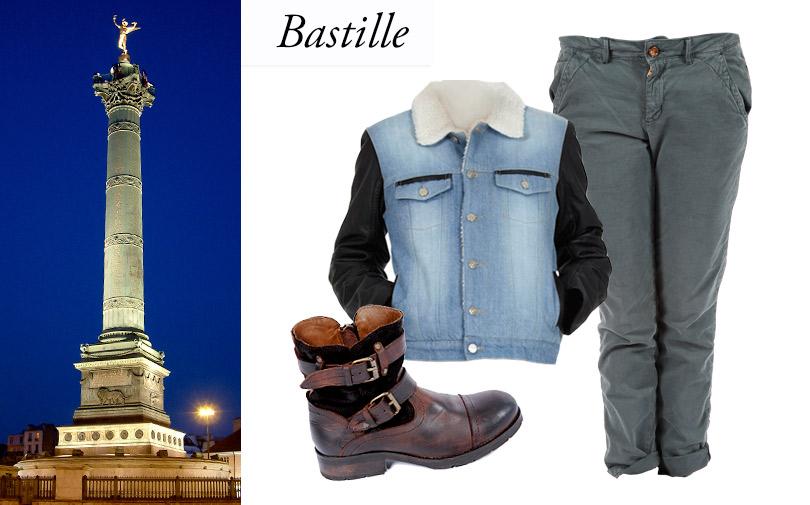 Shoptiques SlideShow  Bastille