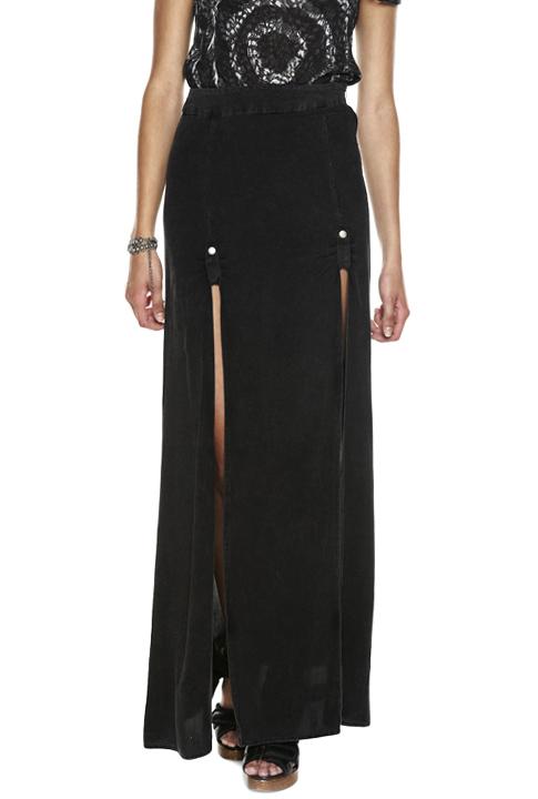 Shoptiques SlideShow Maxi Skirt