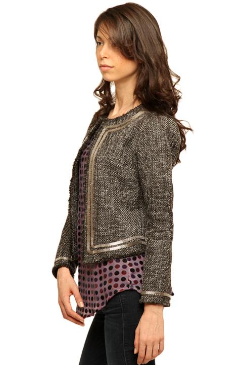 Shoptiques SlideShow The Tweed Jacket