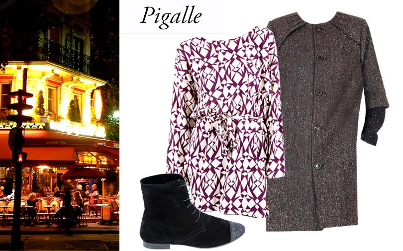Shoptiques SlideShow Pigalle