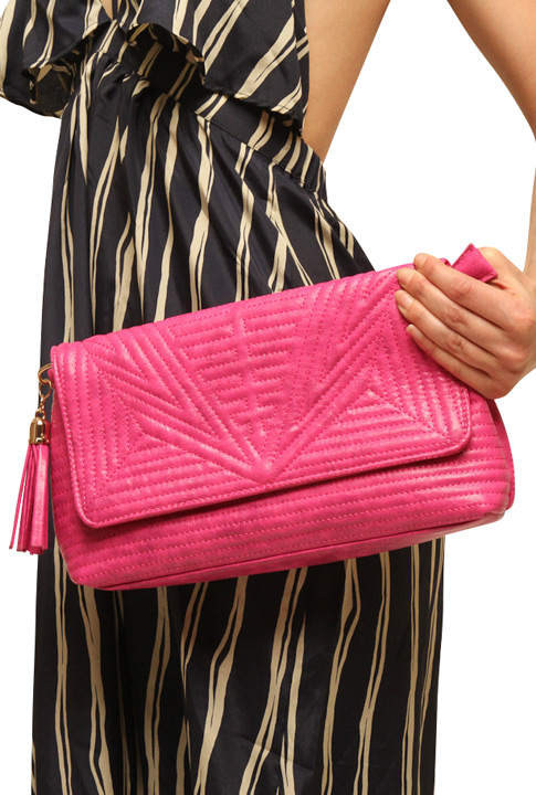 Shoptiques SlideShow The Quilted Bag