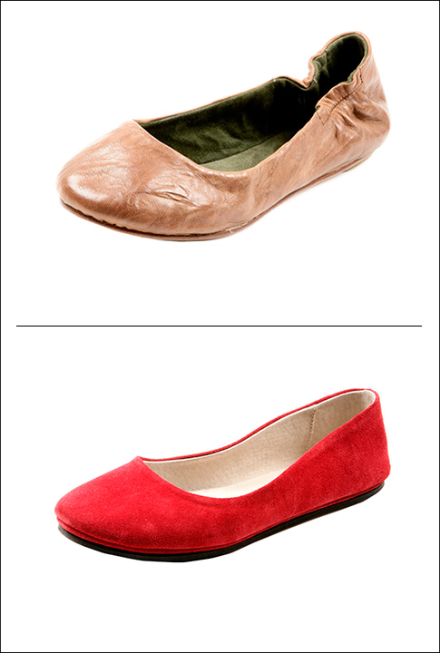 Shoptiques SlideShow Fit Flats