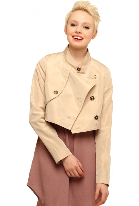 Shoptiques SlideShow Cropped Trench