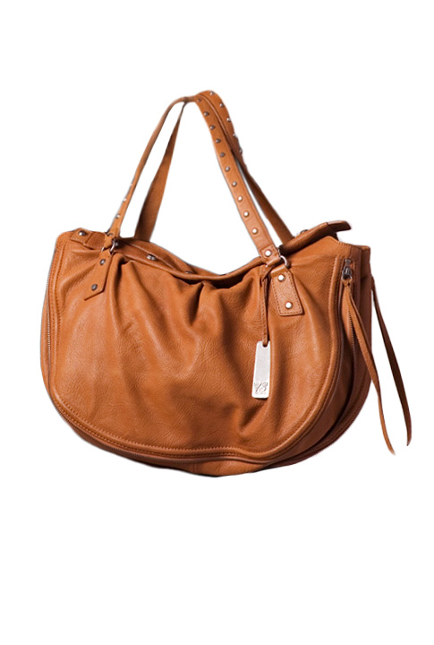 Shoptiques SlideShow Leather Carryall