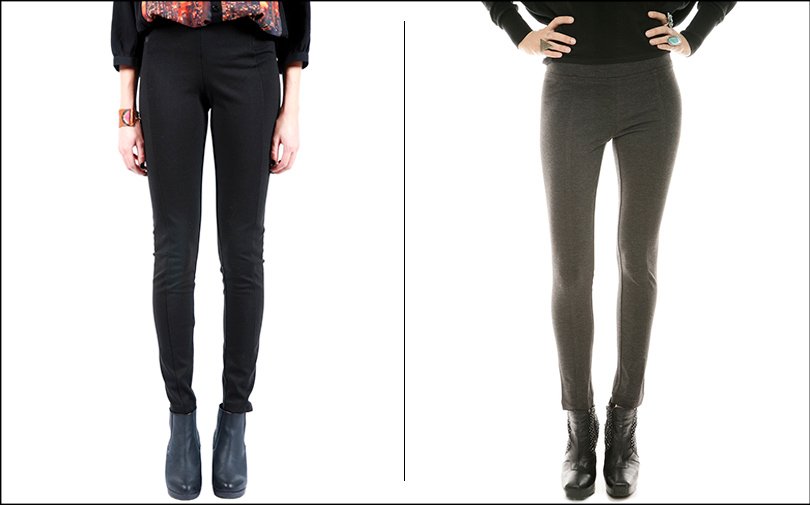 Shoptiques SlideShow Leaner in Leggings