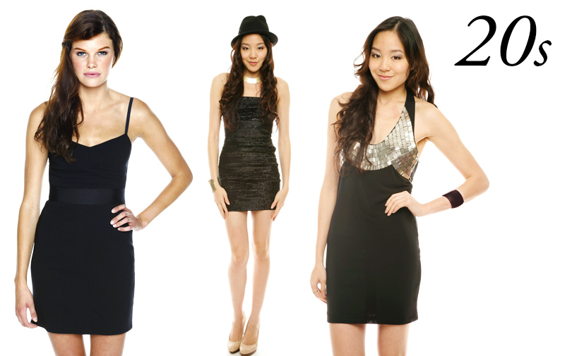 Shoptiques SlideShow Little Black Dresses in Your 20s