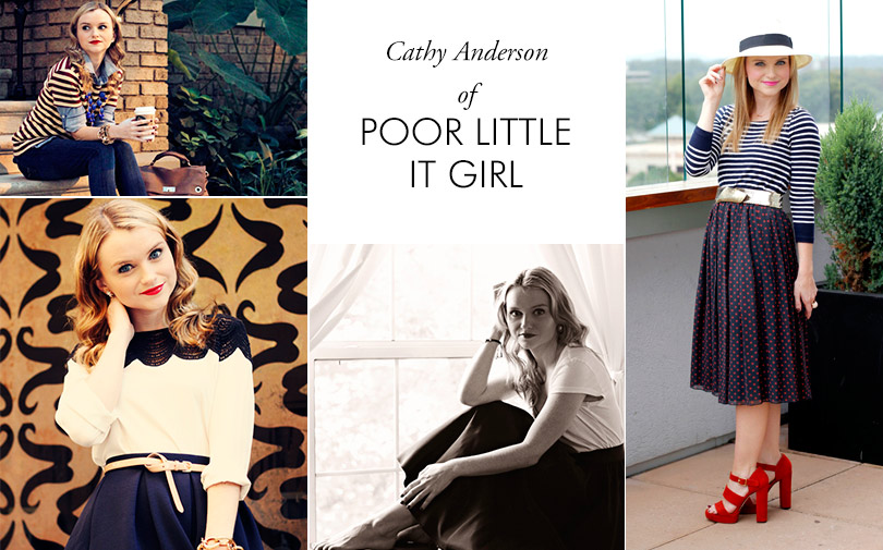 Shoptiques SlideShow Cathy Anderson of Poor Little It Girl