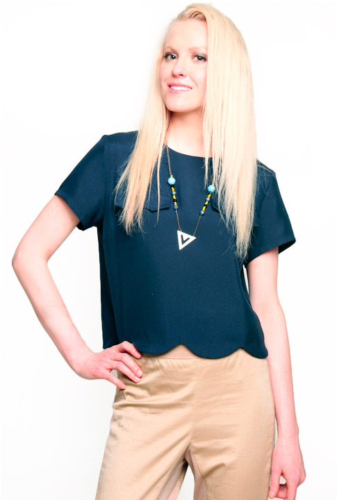 Shoptiques SlideShow Très Awesome's Picks: <br>A Cropped Tee