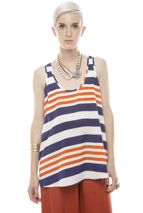 Shoptiques SlideShow Go-With-Everything Tank