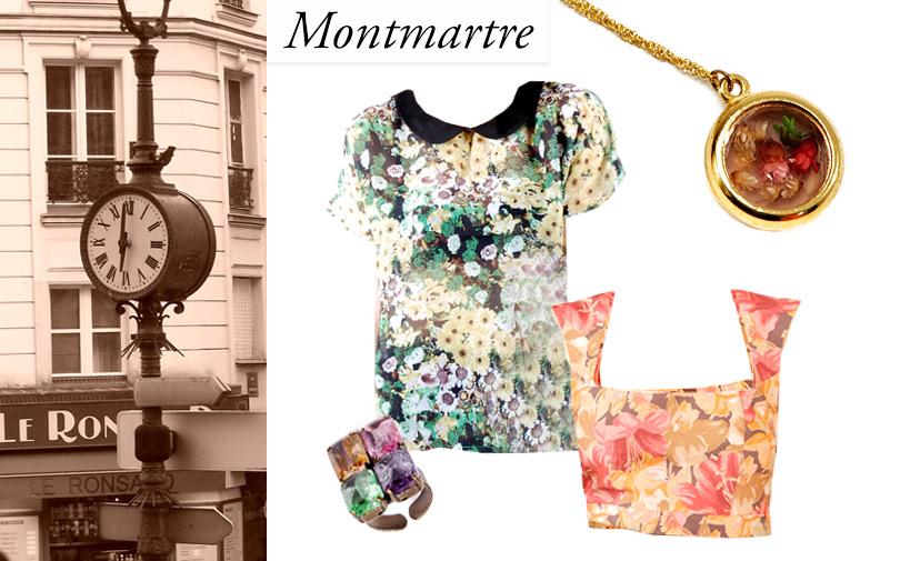 Shoptiques SlideShow Montmartre