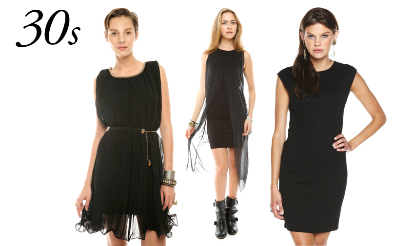Shoptiques SlideShow Little Black Dresses in Your 30s