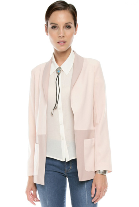 Shoptiques SlideShow Monochromatic Blazer