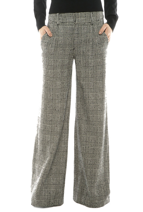 Shoptiques SlideShow High-Waist Wide-Leg Pant