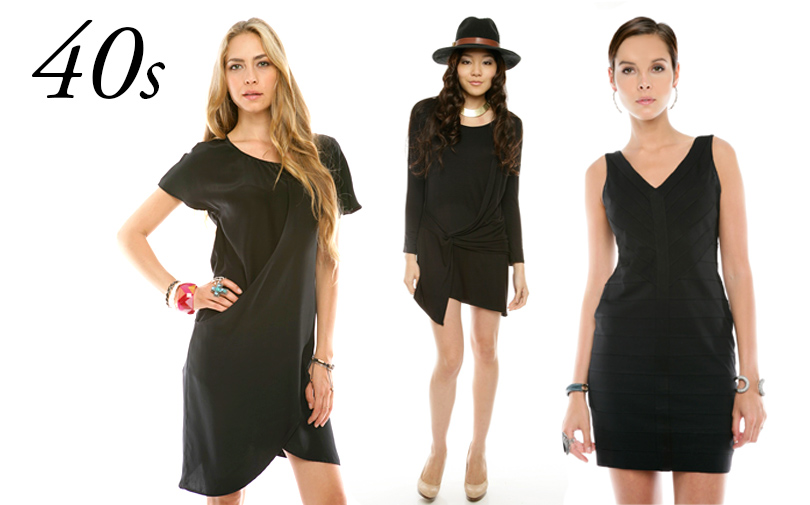 Shoptiques SlideShow Little Black Dresses in Your 40s