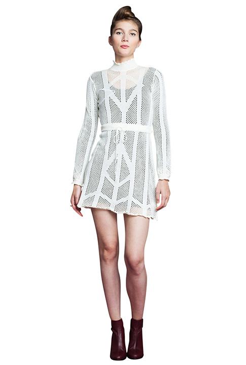 Shoptiques SlideShow Woman in White