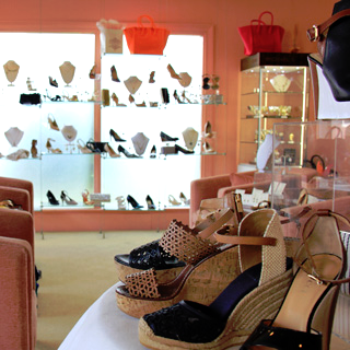 Baehr Feet Shoe Boutique in South Carolina