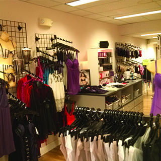 Brazen Bras Boutique in New Jersey