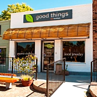 Good Things Boutique in Fayetteville