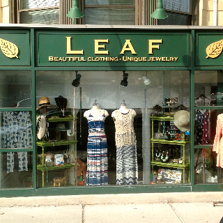 Leaf Boutique in Boston