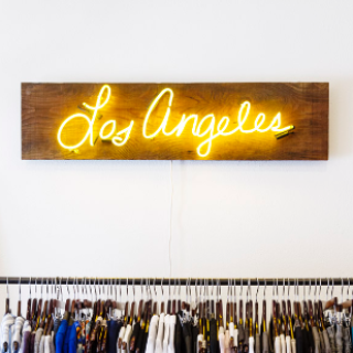 Letters from LA in Los Angeles