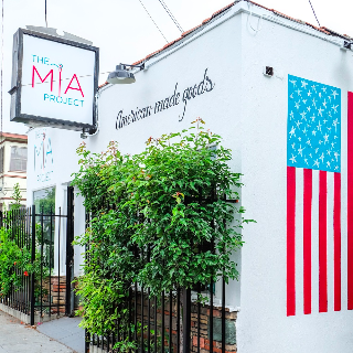 The MiA Project Store in Los Angeles