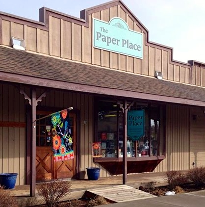 The Paper Place in Central Oregon